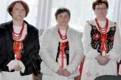 Powiatowe Święto Ludowe - panie z KGW - miechowski.pl - fot. K. Capiga