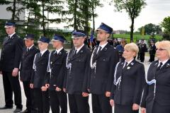 90-lecie OSP Bukowska Wola - odznaczenia - miechowski.pl - fot. K. Capiga