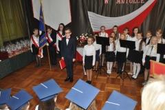 90-lecie Szkoły Podstawowej w Antolce - miechowski.pl - fot. K. Capiga