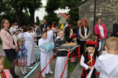 Procesja Bożego Ciała w Książu Wielkim - miechowski.pl - fot. Krzysztof Capiga