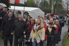 Wybory Chłopa Roku 2016 - korowód - fot. Krzysztof Capiga - miechowski.pl