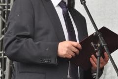 Wybory Chłopa Roku 2016 - gospodarz wójt Adam Samborski - fot. Krzysztof Capiga - miechowski.pl