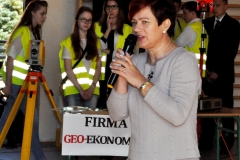 "Dzień Otwarty ""Ekonomika"" - dyr. Marzena Samborska - miechowski.pl - fot. Krzysztof Capiga"