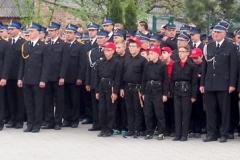 Święto Strażaka 2016 - strażacy i drużyny pożarnicze - miechowski.pl - fot. KPPSP