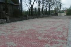 Nowy parking w Mostku