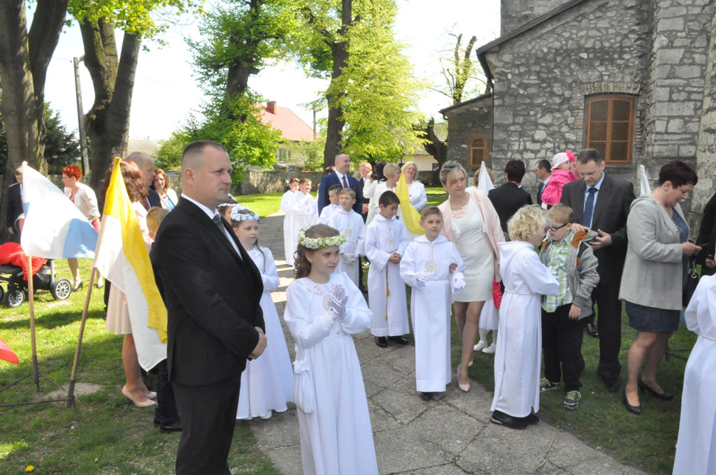 I Komunia Święta - miechowski.pl - fot. Krzysztof Capiga