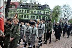3 Maja w Miechowie - harcerze - miechowski.pl - fot. Krzysztof Capiga