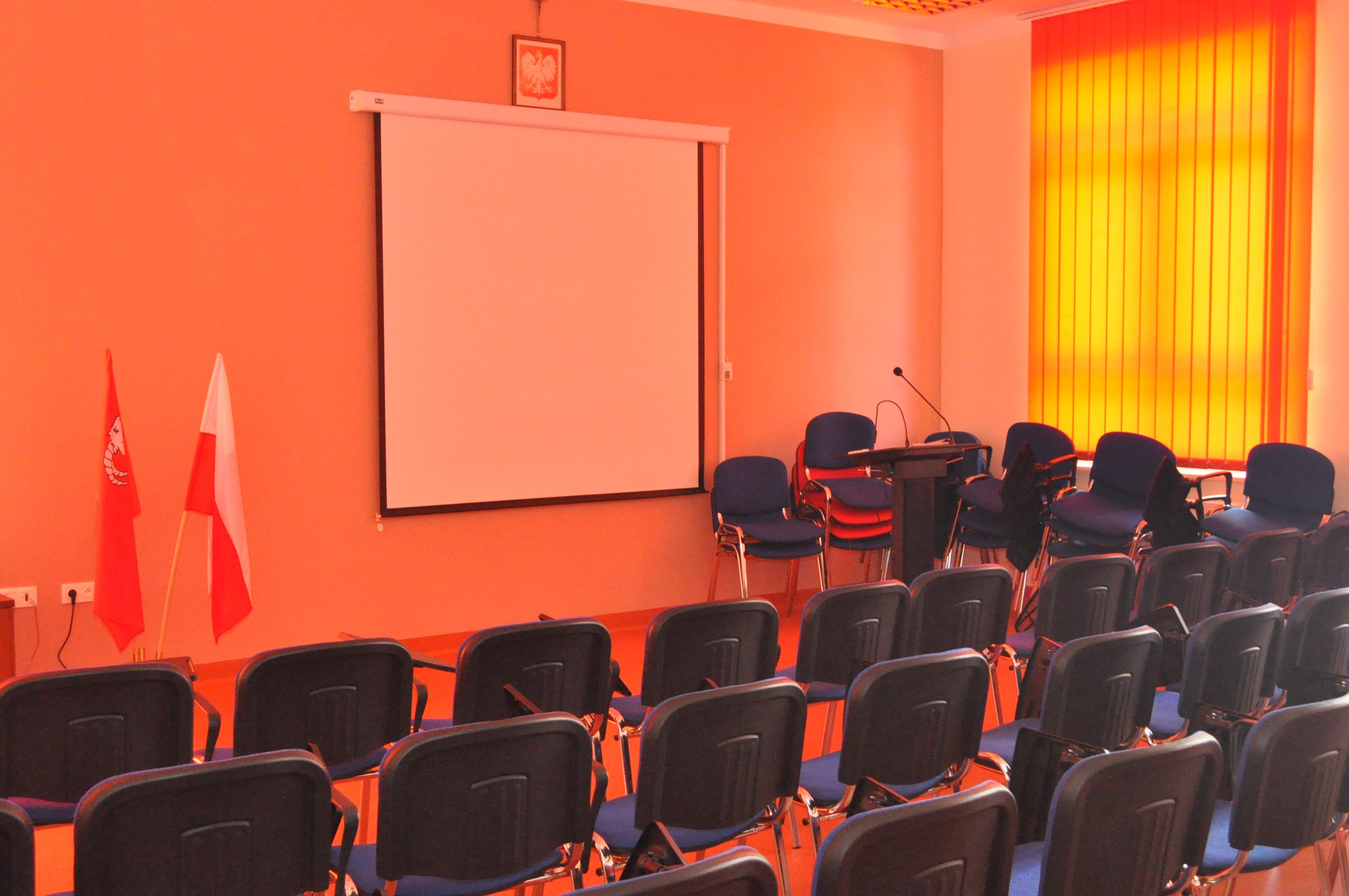 Aula - biblioteka w Kozłowie - fot. K.Capiga - miechowski.pl