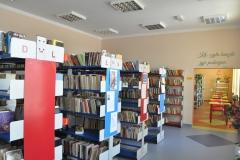 Wypożyczalnia książek biblioteka w Kozłowie - fot. K.Capiga - miechowski.pl