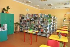 Czytelnia - biblioteka w Kozłowie - fot. K.Capiga - miechowski.pl