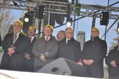Wybory Chłopa Roku 2017 - oficjele - fot. K. Capiga