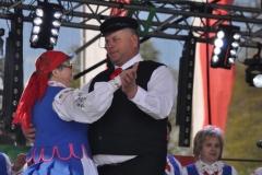 Wybory Chłopa Roku 2017 - Kazimierz Jan Szubiński w tańcu- fot. K. Capiga