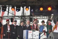 Wybory Chłopa Roku 2017 - laureaci - fot. K. Capiga