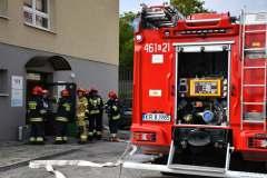2019-06-09-ćwiczenia-pożarnicze-Szpital-01