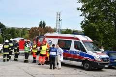 2019-06-09-ćwiczenia-pożarnicze-Szpital-07