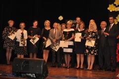 Samorządowy Dzień Edukacji Narodowej - Miechów 2017 - wyróżnieni nagrodą burmistrza