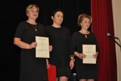 Samorządowy Dzień Edukacji Narodowej - Miechów 2017 - wyróżnieni nagrodą dyr. PS Nr 2 w Miechowie