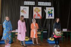 Dzień Kobiet 2017 w Szkole Podstawowej w Antolce