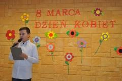 Dzień Kobiet w Zespole Szkolno-Przedszkolnym - Książ Wielki 2017 - miechowski.pl