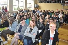 """Dzień otwarty miechowskiego """"Ekonomika"""" - kwiecień 2017 - fot. K. Capiga"""