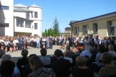 Inauguracja roku szkolnego 2016/2017 w Zespole Szkół Nr 1 w Miechowie