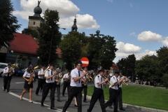 Marsz Szlakiem I Kompanii Kadrowej - Miechów 2016 - miechowski.pl - fot. K. Capiga