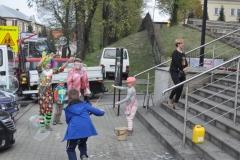 Koncert charytatywny dla Agnieszki Dudek - bańki przed MDK - fot. Krzysztof Capiga - miechowski.pl