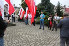 Obchody 77. rocznicy wkroczenia Armii Czerwonej - miechowski.pl - fot. W. Pengiel