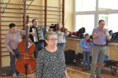 Miechowiacy - Maria Kwiatek - kapela - fot. Krzysztof Capiga - miechowski.pl