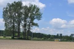 Boisko w Słaboszowie i jego otoczenie - fot. z 5 czerwca 2017 r.