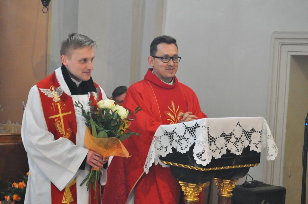 Odpust Parafialny w Książu Wielkim - jubilaci obchodzący imieniny - fot. Krzysztof Capiga - miechowski.pl