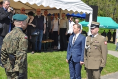Zlot Kawalerów Orderu Virtuti Militari - Racławice 2017 - fot. K. Capiga