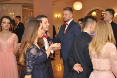 Studniówka 2018 Zespołu Szkół Nr 2 im. Jana Pawła II w Miechowie