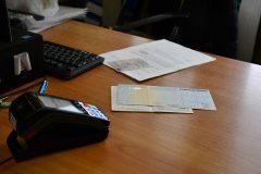 Terminale płatnicze w Wydziale Komunikacji, Transportu i Dróg Starostwa Powiatowego w Miechowie usprawnią obsługę petentów