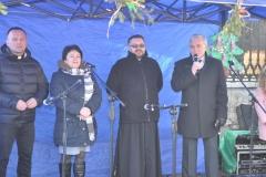 Wigilia dla mieszkańców - Kozłów 2017 - fot. K. Capiga