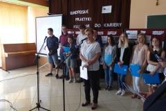 Podsumowanie praktyk w ramach programu ERASMUS+ w Zespole Szkół Nr 2 w Miechowie