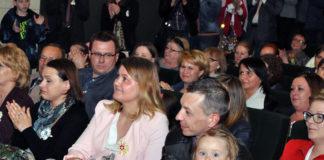 Agnieszka Dudek z rodziną