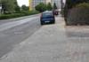 Nowy chodnik przy ul. Szpitalnej