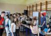 Młodzież na Targach Pracy w ZS Nr 2 w Miechowie