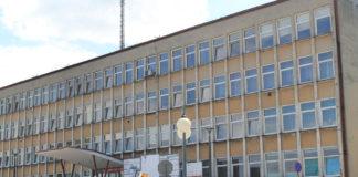 Budynek UGiM przed termomodernizacją
