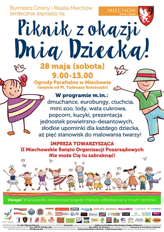 Dzień Dziecka w Miechowie