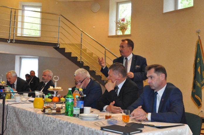 Ekspresyjne wystąpienie wicemarszałka Wojciecha Kozaka