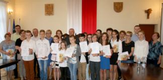 Laureaci i uczestnicy Powiatowego Konkursu Matematycznego