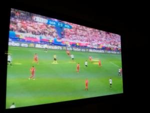 Uważnie śledziłam mecz Polska - Niemcy - Agata