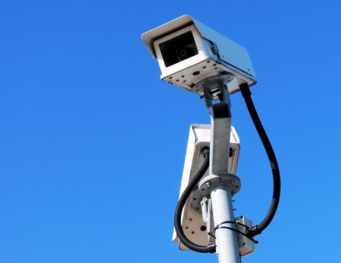 Zepsute kamery monitoringu wymieniane są na nowe