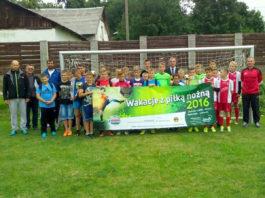 Wakacje z Piłką Nożną 2016 - miechowski.pl