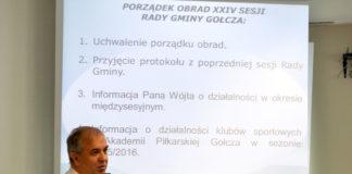wójt Lesław Blacha - miechowski.pl