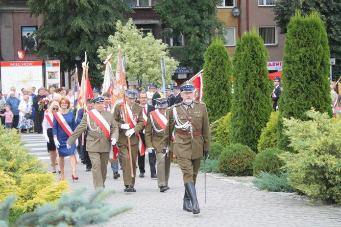 Uroczystość prowadził Władysław Mastrzykowski - miechowski.pl