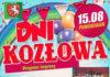 plakat Dni Kozłowa 2016