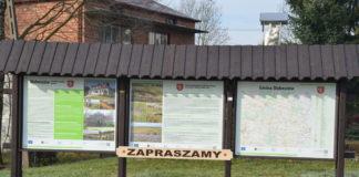 Tablice w gminie Słaboszów